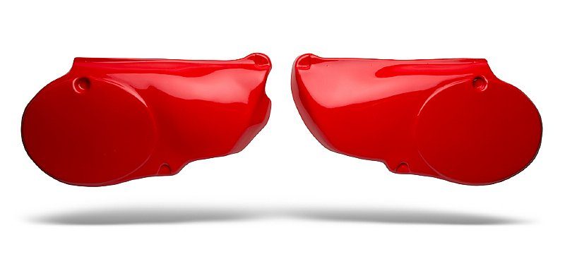 Side Panel Set Maico 79 All Red